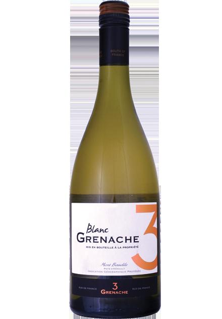 3 Grenache Blanc
