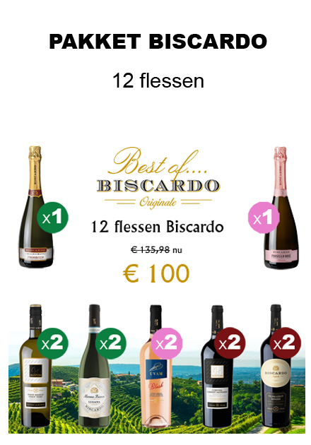 Best of Biscardo : 12 flessen
