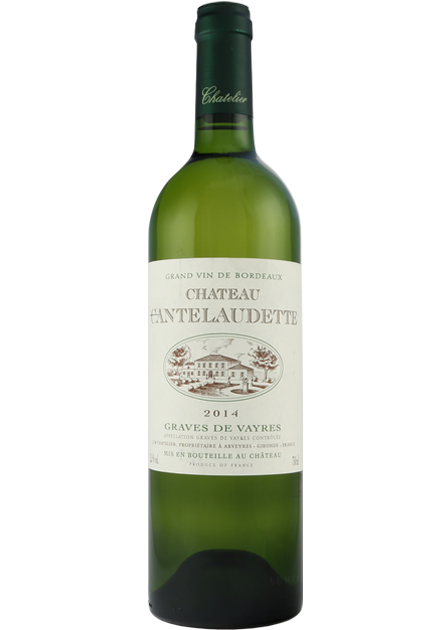 Château Cantelaudette Tradition Blanc