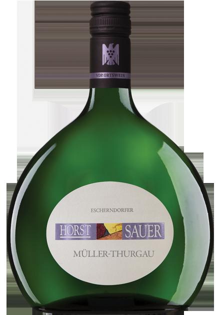Horst Sauer 'Müller-Thurgau' Ortswein