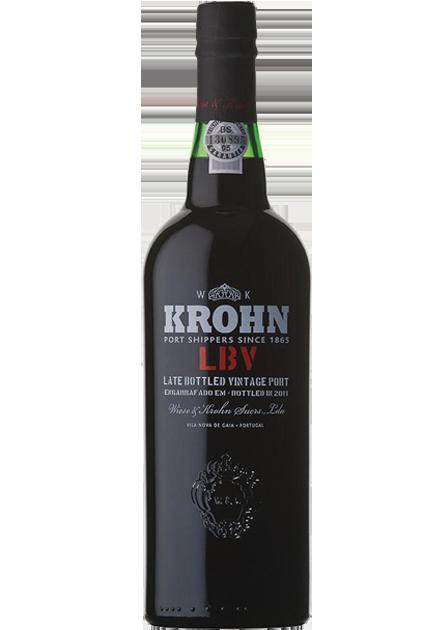 Krohn Late Bottled Vintage Single Quinta 2012