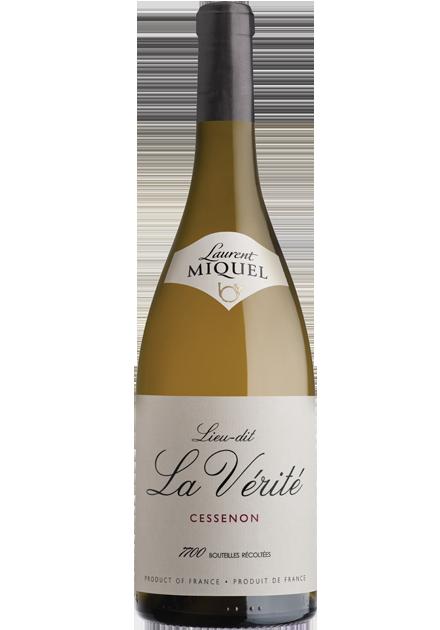"""Laurent Miquel Lieu-dit """"La Verité"""" 75 cl"""