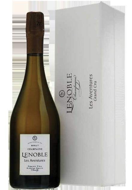 Lenoble 'Les Aventures' Blanc de Blancs Grand Cru