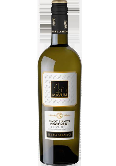 Mabis Mavum 'Pinot Bianco-Pinot Nero'