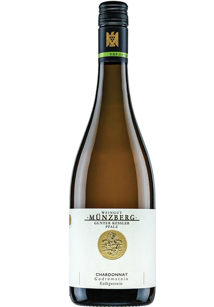 Münzberg 'Chardonnay' Kalkgestein Ortswein