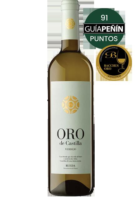 * . Oro de Castilla 'Verdejo'