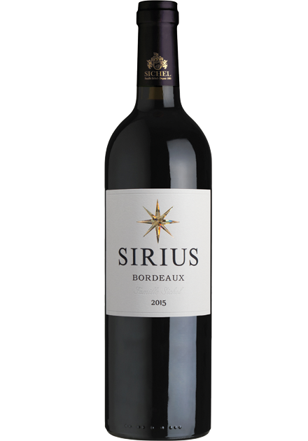 Sirius Rouge 37 cl