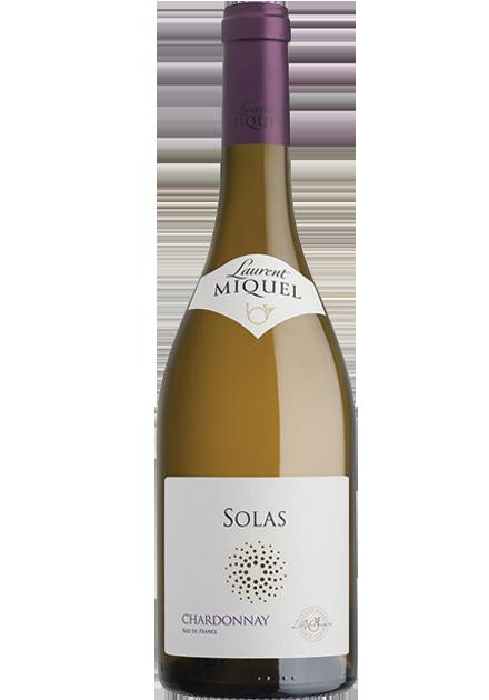 5+1 x Laurent Miquel Solas 'Chardonnay'