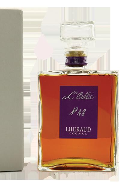 Cognac Lheraud XO L'Oublié